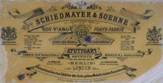 Scheidmayer to work from